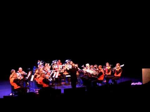 Brassband Apeldoorn - Strawberry Fair - Arr.  Derek Broadbent