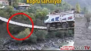 ඊළගට මොකද? වෙන්නෙ.. Karadeniz İnsanının ÇİLESİ, Ölüm ile Yaşam arasındaki Çizgi, Asma Köprü