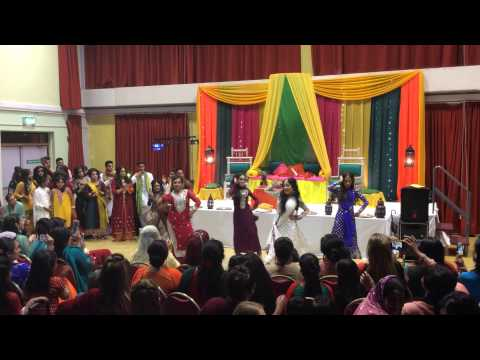 Sadia & Usman's Wedding|Pakistani Mehndi|Aug 2014 thumbnail