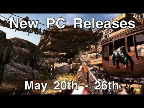 New PC Releases & Content (May 20-26, 2013)