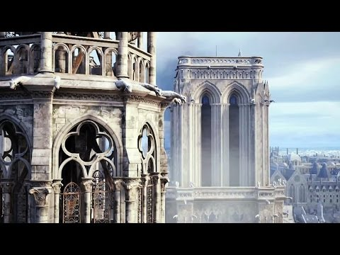PS4 - Assassin's Creed Unity Experience Trailer