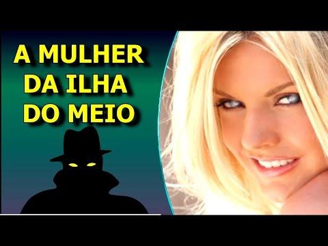 DR. MISTÉRIO - A Misteriosa Mulher da Ilha do Meio