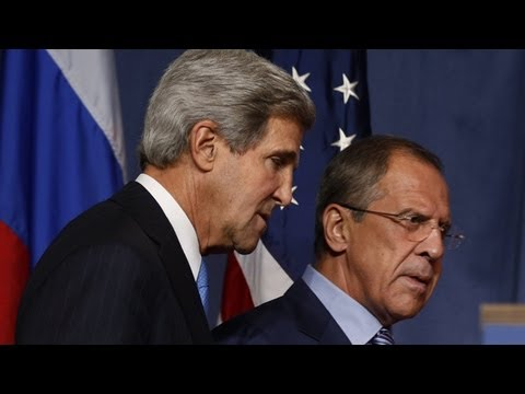 US and Russia differ as Syria diplomacy talks open