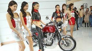 2016台北車展 伊林車模 X Honda | 見面會