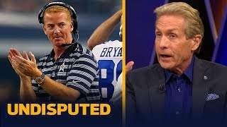 'Jason Garrett will be the head coach of my Dallas Cowboys on opening day' — Skip | NFL | UNDISPUTED