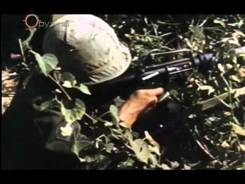 Винтовки М-14, AR-15, М-16. Оружие