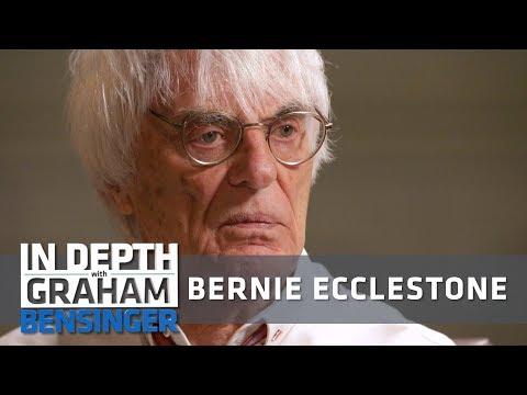 Bernie Ecclestone: Rejecting Queen's knighthood?