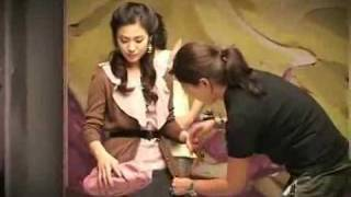Roem Fall 2008 collection (making of) feat. Song Hye Kyo