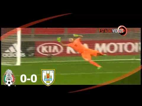 México vs Uruguay 2 1 GOLES RESUMEN Mundial Sub 20 2015