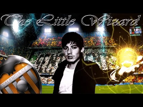 David Silva • The Little Wizard • Valencia CF | HD