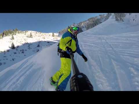 Ак-Булак - горнолыжный курорт