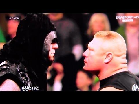 Undertaker firma il contratto per Wrestlemania XXX [commento italiano] thumbnail