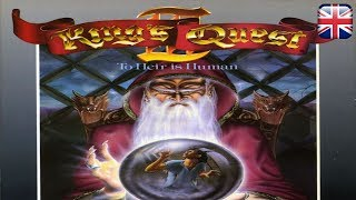 King's Quest III: To Heir Is Human - DOS Version - English Longplay - No Commentary