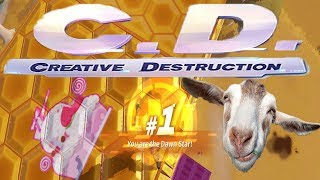 THE G.O.A.T. RETURNS! AS IF I WOULD EVER LEAVE! (Creative Destruction)