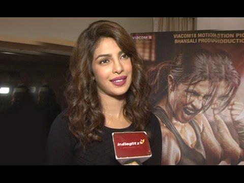 Priyanka Chopra Talks About 'Mary Kom' Success | Interview | Darshan Kumaar, Sunil Thapa
