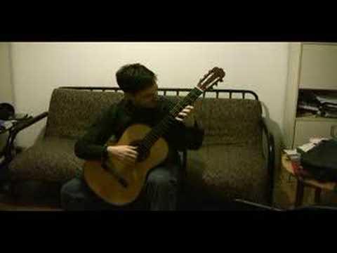 Fernando Sor -Allegretto op.35 no.8 - Jamie Madill