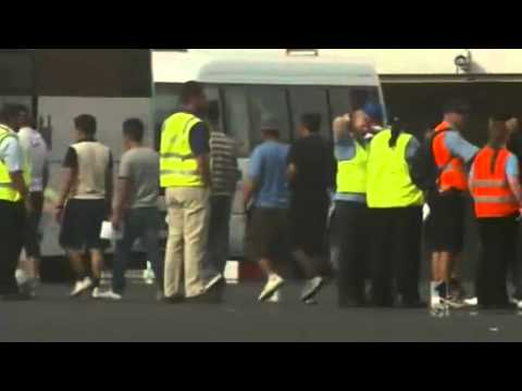 Asylum seekers sent to Pontville