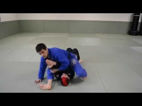 Mounted Armbar Drill - Invincible basics DVD series Image 1