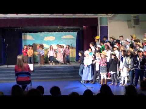 The Nysmith School: 4th Grade Presents - Go West!!!
