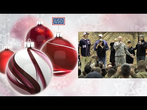 'White Christmas' In Afghanistan