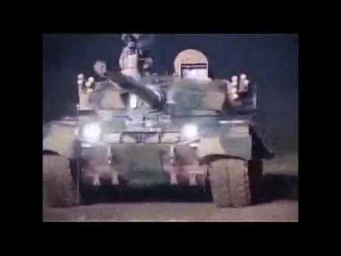 MBT 2000  (AL KHALID) EL NUEVO TANQUE GUERRA DEL PERÚ