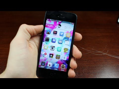 Best Evasi0n Jailbreak Tweaks For iOS 6 / iPhone 5