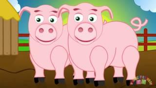 TOP 20 NURSERY RHYMES | English Nursery Rhymes | Preschool KIDS Learning Songs