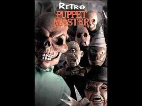 ShadeGrey's Black and White Review Movie Review of Retro Puppet Master