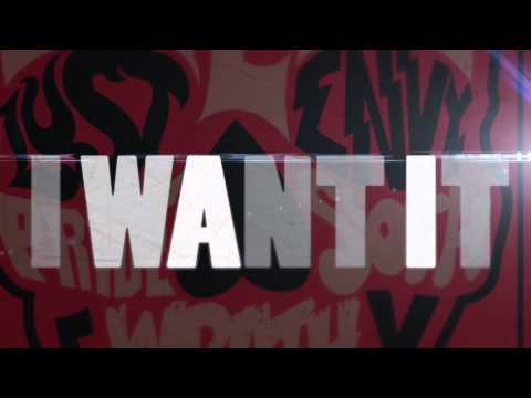 BUCKCHERRY - Gluttony (OFFICIAL LYRIC VIDEO)