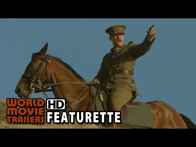 The Water Diviner Featurette - First Look (2014) - Russell Crowe Movie HD
