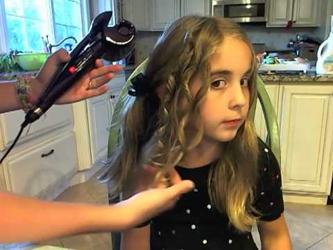 How To Use The Conair Infiniti Pro Curl Secret Demo Video
