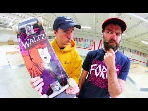 You'll Never Name These Skate Tricks! / Warehouse Wednesday