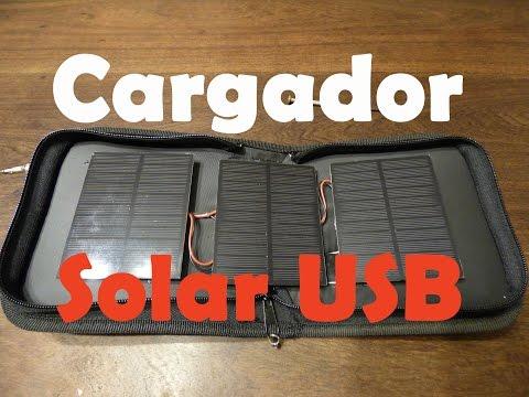 Cómo hacer un Cargador Solar USB Casero - Al estilo Gómez