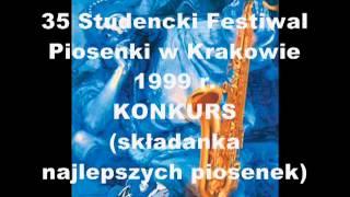 SKŁADANKA - 35 SFP w Krakowie ( 1999 r.) - konkurs (tylko dźwięk) - Poezja Śpiewana