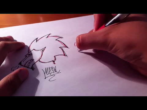 como dibujar un leon de forma facil
