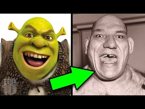10 REAL People Who Look Like Cartoon Characters!