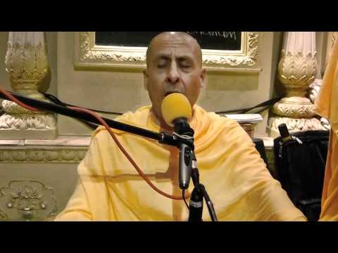 2012-03-29 Hare Krishna Kirtan By Hh Radhanath Swami At Iskcon London, Uk video