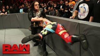 Bayley vs. Nia Jax - No Disqualification Match: Raw, March 20, 2017