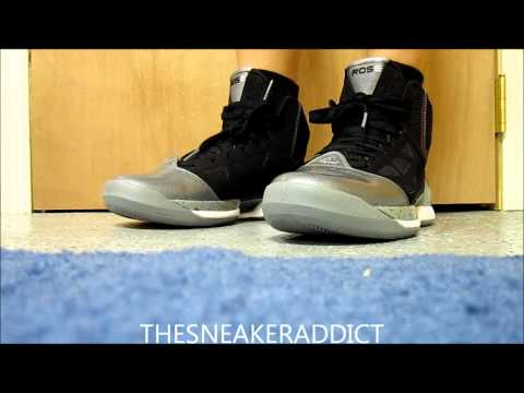 2012 Adidas Derrick Rose Adizero Playoff 2.5 Sneaker Review W/ @DjDelz