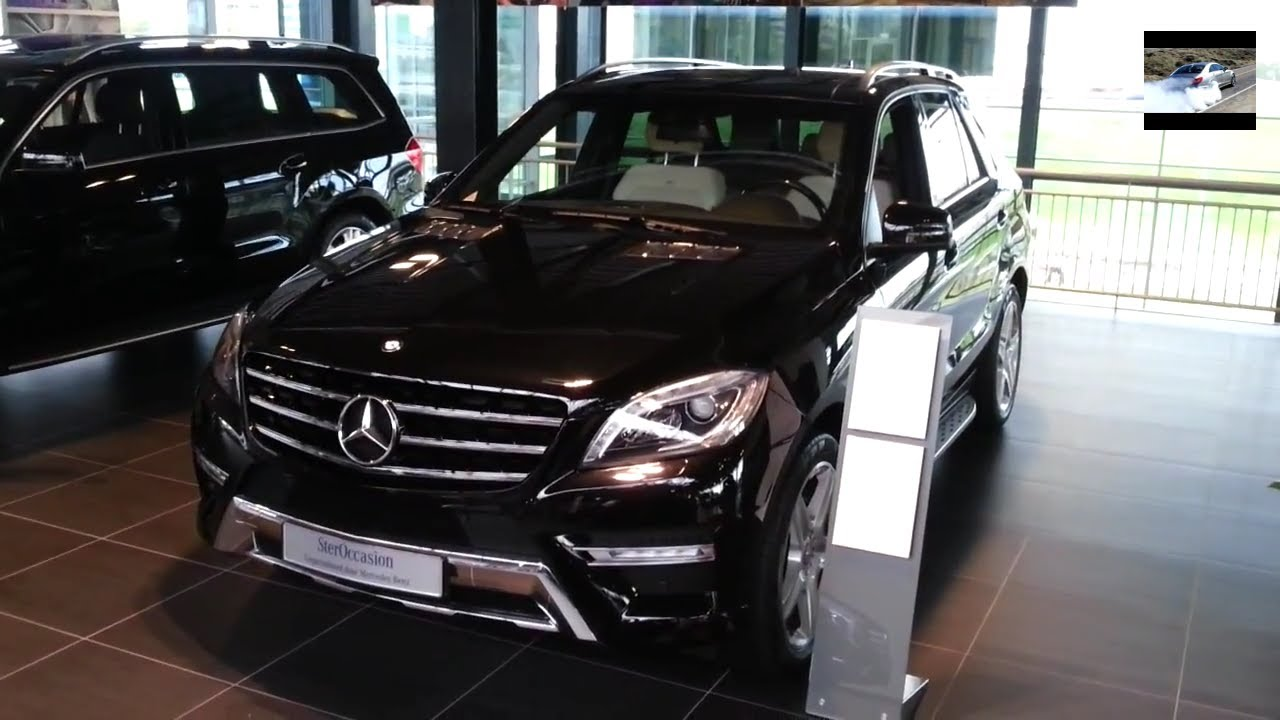 mercedes benz ml designo 2015 in depth review interior exterior youtube. Black Bedroom Furniture Sets. Home Design Ideas