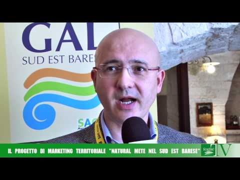 """FOGLIE TV - Il progetto di marketing territoriale """"Natural Mete nel sud est barese"""""""