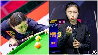2019 Chinese Pool World Championships 中式台球世錦賽│Liu Shasha 劉莎莎 vs Shi Tianqi 史天琪