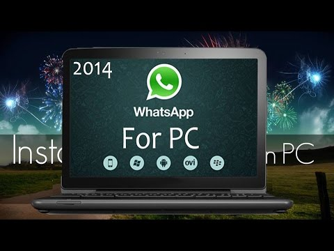 How to Install Whatsapp on PC without Bluestacks [2015]