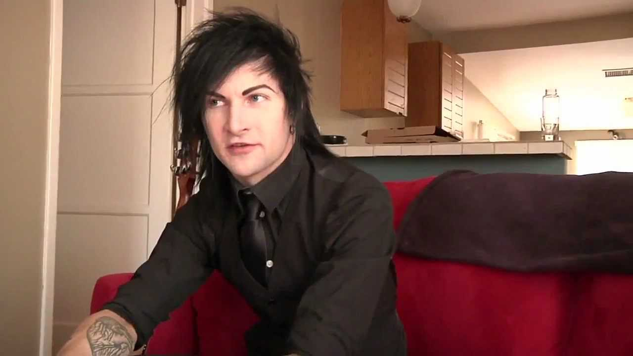 black veil brides jinxx talking about wretched and