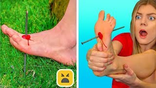 10 FUNNY DIY COUPLE PRANKS! Easy Tricks and Prank on Friends