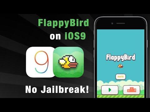EXACT FLAPPY BIRD REPLICA (HOW TO DOWNLOAD) + (GAMEPLAY) iOS 9