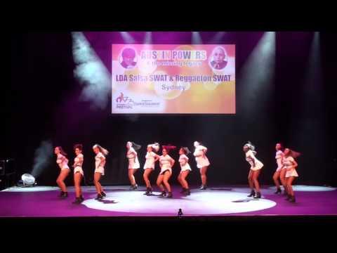 Sydney Latin Festival 2017 - LDA SALSA SWAT & REGGAETON SWAT