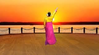 一首朝鲜族舞《红太阳照边疆》带你回归那个老年代!