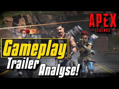 XXL News Gameplaytrailer Analyse, Fuse Skills, neue Waffe, Goldenes Mag & mehr│Apex Legends season 8