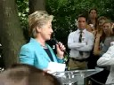 1/4 Hillary Clinton @ Booksigning for Congresswoman Carolyn B. Maloney, Washington DC 7/30/08